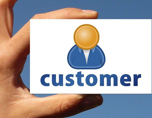 Englisch-nach-Mass-Customer-Relations