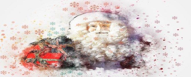 """Lustig, lustig, trallalala. Bald ist Nikolausabend da."""