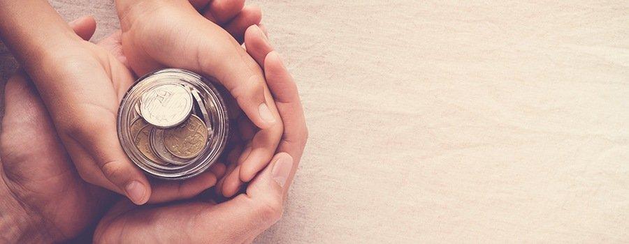 Weihnachten mit Falschen Freunden: We will spend Money