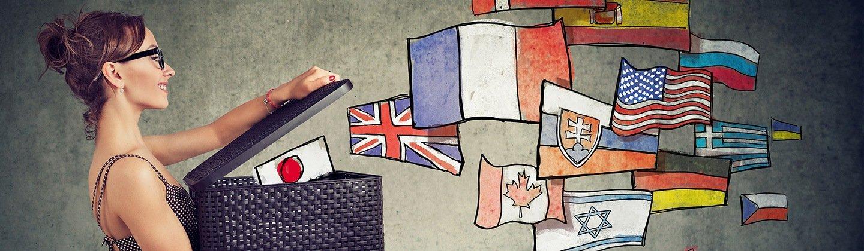 Englisch nach Maß Fremdsprachen online und offline Französisch Italienisch DaF Spanisch Russisch Polnisch