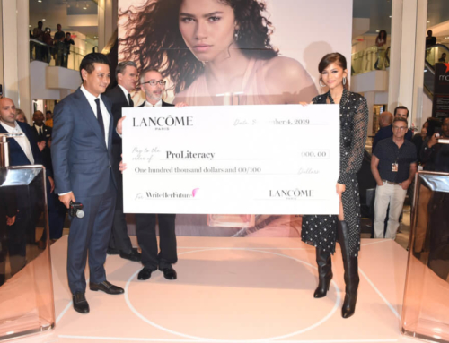 Lancôme, ProLiteracy and Voxy: An Initiative to Empower Women with Low Literacy