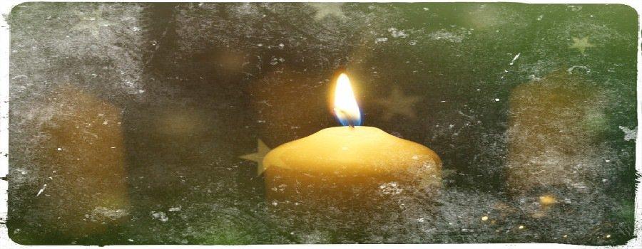 Advent Licht Kerze Englisch lernen eLearning Englisch online