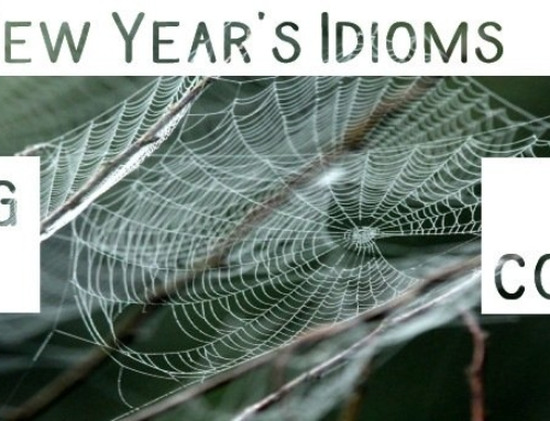 """Blowing away the cobwebs"" with ""a breath of fresh air"" – New Year's Idioms"
