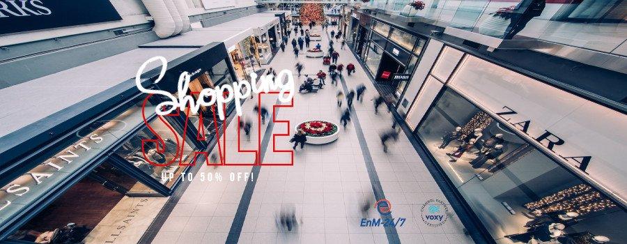 Shoppen Shopping Einkaufen Englisch lernen