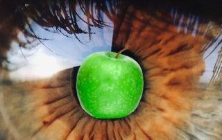 Apple of my eye Valentinstag Valentine's day