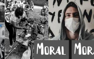 Moral Morale English vocabulary lesson