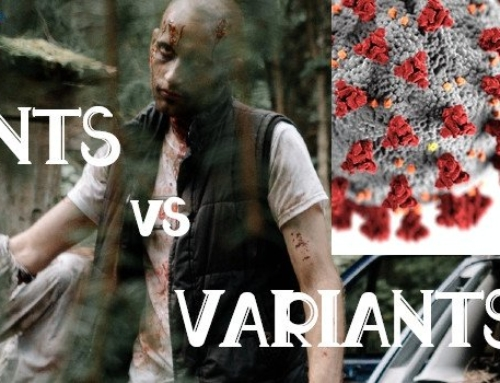 Explanation in English: Mutant vs Variant