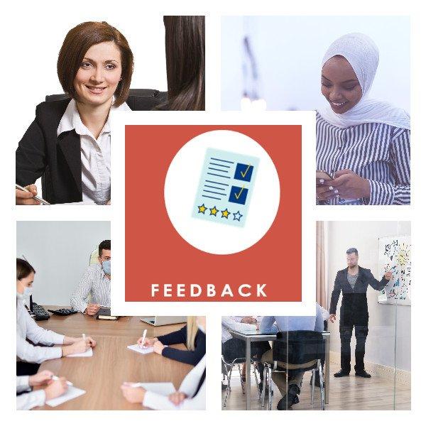 Englisch nach Maß Blended Learning Feedback
