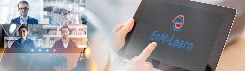 Englisch nach Maß EnM-Learn Online Englischtraining Firmeninterne Gruppen