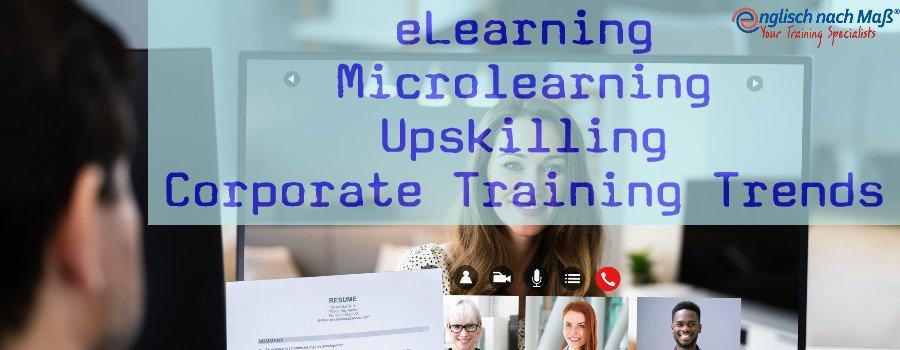 Die wichtigsten Trends im Corporate Training auf einen Blick