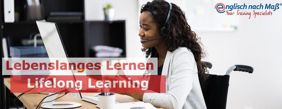 Englisch nach Maß lebenslanges lernen lifelong learning